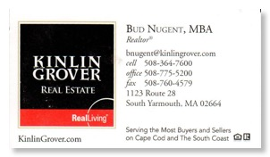 Bud Nugent Kinlin Grover ad